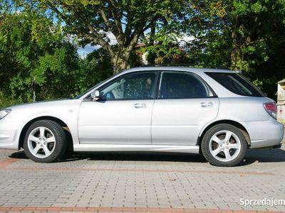 używany Subaru Impreza SW Hawk Eye Automat 2.0R 160KM
