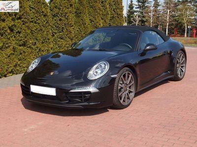 używany Porsche 911 3.8dm3 400KM 2014r. 34 200km 3.8 400KM 4S Cabrio PDK BOSE Serwis