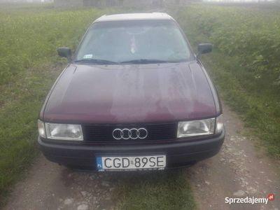 używany Audi 80 model 89 1991r 2,0 115KM. IG. rakieta