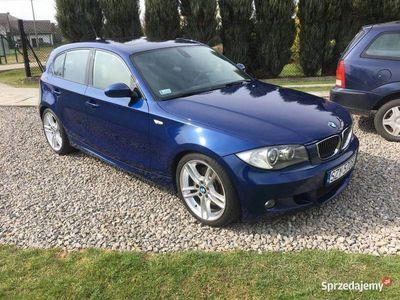 używany BMW 123 d M-pakiet, bezwypadkowy, wymieniony rozrząd.