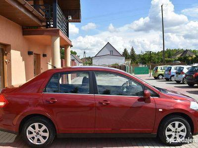 używany Nissan Tiida I [C11] 1,6 benz.110 KM Klimatronik Bluetooth Halogeny Chr