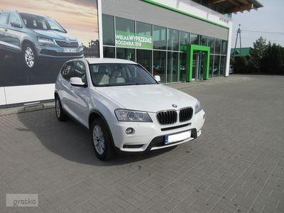 używany BMW X3 II (F25)