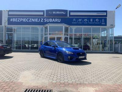 używany Subaru WRX 2.5dm 300KM 2015r. 105 000km