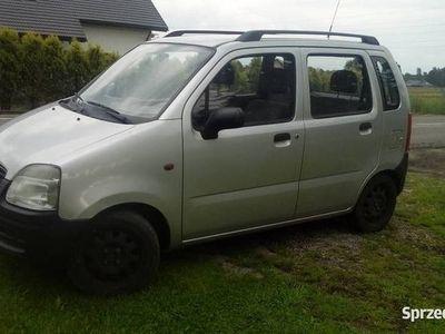 używany Opel Agila