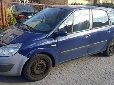 brugt Renault Grand Scénic II 1.6 110KM 2006r