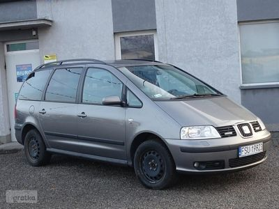 używany Seat Alhambra I 2.0 TDI 140KM Klimatronic/Xenon/Dod.Felgi Alu./Bogata Opcja/Zarejest