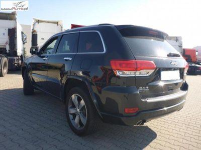 używany Jeep Grand Cherokee 3dm3 250KM 2015r. 94 835km Gr. Cherokee 3.0 CRD Overland EU6 FV 23%, Gwarancja!/
