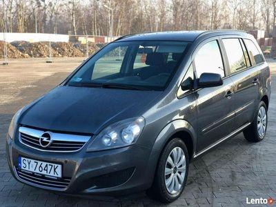 używany Opel Zafira Gaz CNG / Bogate wyposażenie / Serwisowana