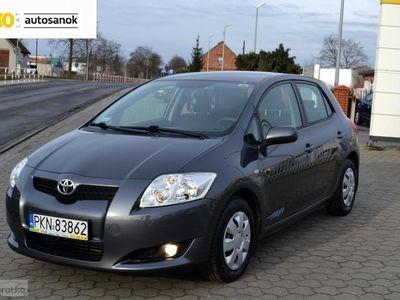 używany Toyota Auris I 1,6-VVTi 125-KM 2xKLIMATRONIC KOMPUT TEMPOM 9xAIR, Gniezno