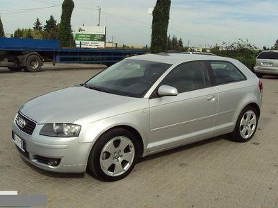 używany Audi A3 2dm 140KM 2004r. 234 000km