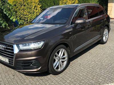 używany Audi Q7 2016 Gwarancja MATRIX salon Polska