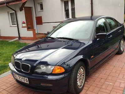 używany BMW 316 E46 i rok 1999 205 tyś przebieg