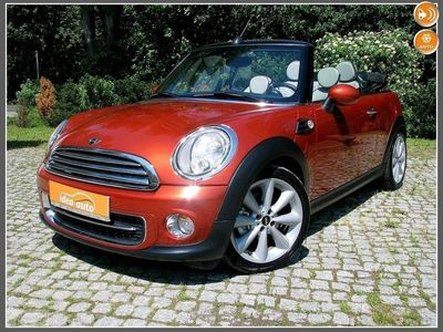 używany Mini Cooper Cabriolet