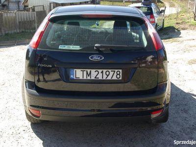 używany Ford Focus MK2 1.6 benzyna krajowy