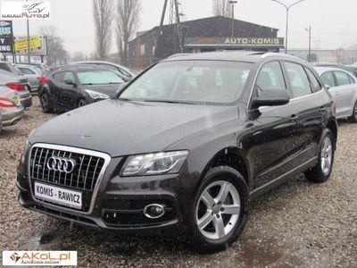 używany Audi Q5 3dm3 239KM 2009r. 182 000km 3.0Tdi QUATTRO Navi Ledy S tronic