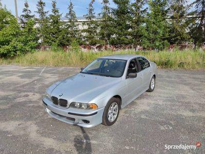 używany BMW 525 e39 i gaz