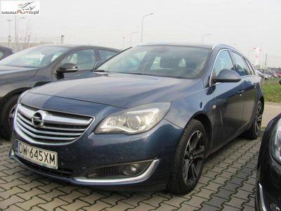 gebraucht Opel Insignia 2dm3 163KM 2014r. 98 895km ABS