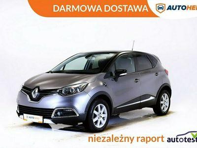 używany Renault Captur DARMOWA DOSTAWA LED, Navi, PDC, Podg.fotele, Aut.klima, Bluetooth