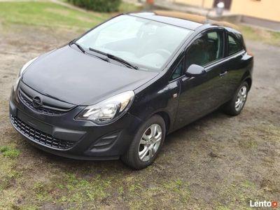 używany Opel Corsa 2014r klima