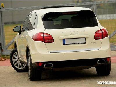 używany Porsche Cayenne 3.0 TDI V6 240KM 4X4 * EXCLUSIVE * SALON PL