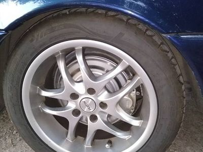 używany Mercedes CL500 stan kolekcjonerski