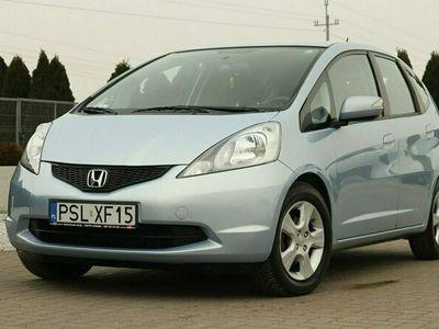 używany Honda Jazz 1.3dm 99KM 2011r. 99 000km
