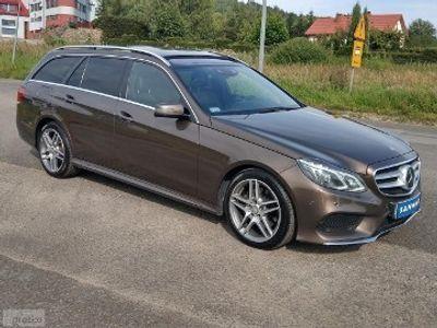 używany Mercedes 250 Klasa E W2122.2CDi 204KM 4Matic -Gwarancja- Krajowy, VAT
