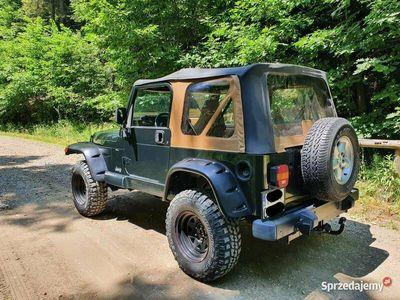 używany Jeep Wrangler TJ 4.0