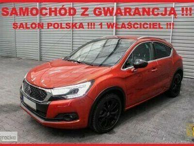 używany Citroën DS4 CROSSBACK + SO CHIC + Automat + Salon PL + 1 WŁ !!!