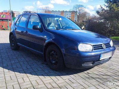używany VW Golf IV 1.4 16v 1999r. 5 DRZWI - Zadbany !
