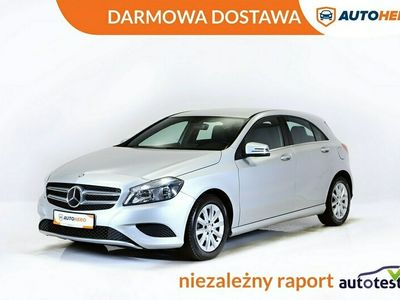 używany Mercedes A180 DARMOWA DOSTAWA, Navi, Klima, Kam. cofania, Grzane fotele, Półskóra W176 (2012-)