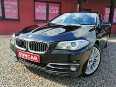 używany BMW 520 SERIA 5 D XDRIVE LUXURY 184KM+NAWI+SKÓRY