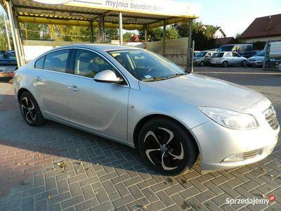 używany Opel Insignia Sedan Klima Zarejestrowana