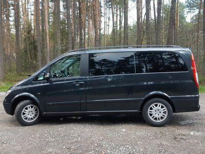 używany Mercedes Viano long(vito111,115)3.0 cdi V6 automat
