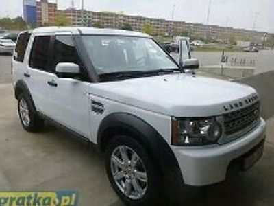 używany Land Rover Discovery 4 ZGUBILES MALY DUZY BRIEF LUBich BRAK WYROBIMY NOWE