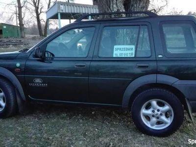 używany Land Rover Freelander 1.8 GAZ 4X4 NISKI PRZEBIEG LAKIER ORYG