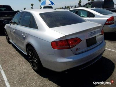 używany Audi S4 S4Premium Plus 3.0 benz. V6 333KM S-tronic 7-bieg. autom. 2010 B8 (2007-)
