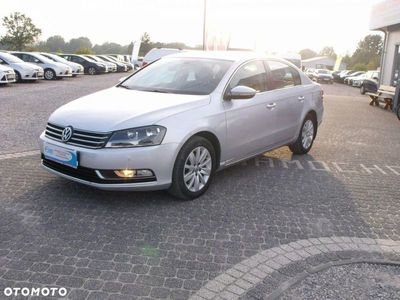 used VW Passat B7