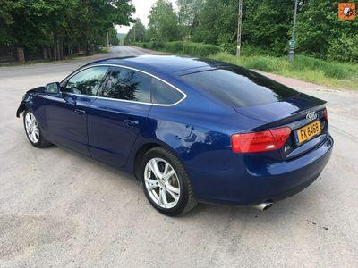 używany Audi A5 1.8dm 170KM 2014r. 41 000km