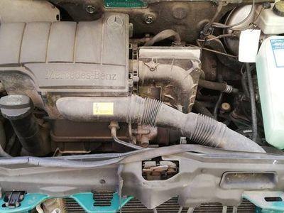 używany Mercedes A140