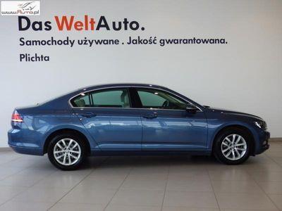 gebraucht VW Passat 1.8dm3 180KM 2016r. 150 717km Comfortline 1.8 TSI 180 KM Salon Polska VAT 23%