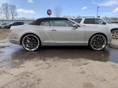 używany Bentley Continental GT 6dm 567KM 2012r. 49 000km