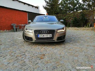 używany Audi A7