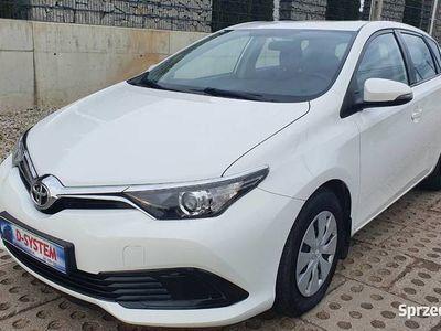 używany Toyota Auris 2017r1rej Cena Netto 31,626 zŁ 1 własciciel