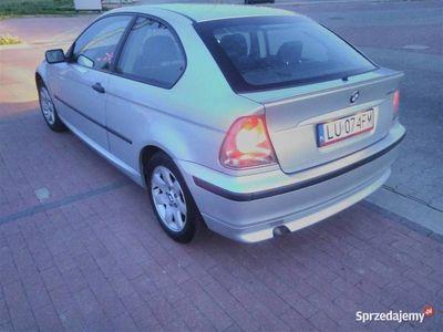 używany BMW 318 e46-model| 2004r. 2.0D 116km | Lublin- zarej