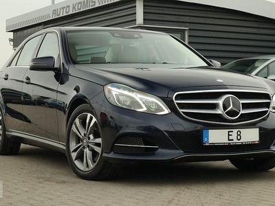 używany Mercedes 350 Klasa E W212CDI Harman/Kardon Full LED Komfortowe Fotele Gwarancja 12 m-cy !