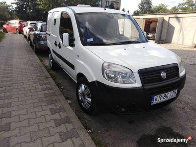 używany Fiat Doblò 1.9jtd 2010r. VAT23%