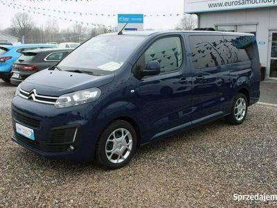 używany Citroën Spacetourer Salon,f-vat,8osobowy,klimatronic,czujniki park.