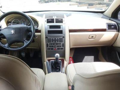 używany Peugeot 407 2dm3 136KM 2004r. 291 000km HDI Executive 136 136 KM ABS automatyczna klima.