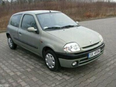używany Renault Clio II Wspomaganie ABS Możliwa zamiana